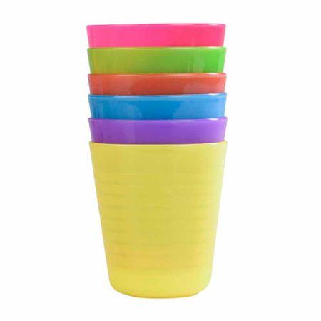 set-creativa-6-vasos-plastico