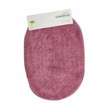 piso-de-bano-creativa-oval-rosa