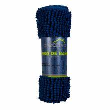 piso-de-bano-creativa-poliester-azul