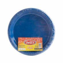 plato-bells-descartable-azul-7-paquete-10un