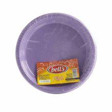 plato-bells-7-descartable-lila-paquete-10un