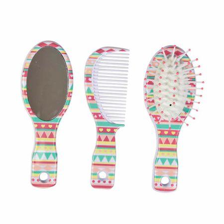accesorio-creativa-peine-espejo-cepillo-rosa-y-aqua-set-3un