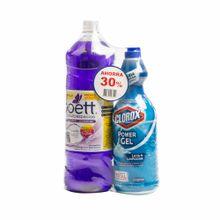 limpiador-liquido-multiuso-poett--lavanda-botella-1.8l-gel-clorox-original-botella-930ml