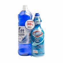 limpiador-liquido-multiuso-poett--botella-1.8l-gel-clorox-original-botella-930ml