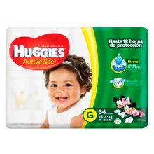 panal-para-bebe-huggies-active-sec-talla-g-paquete-64un