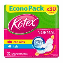 toalla-higienica-kotex-absorcion-rapida-paquete-30un
