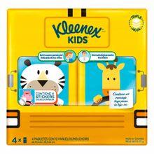 papel-facial-kleenex-kids-paquete-4