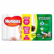 panal-para-bebe-huggies-ahorropack-active-sec-talla-xxg-paquete-48un