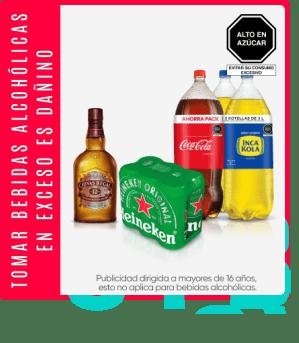 Bebidas Cyber Wow 2021