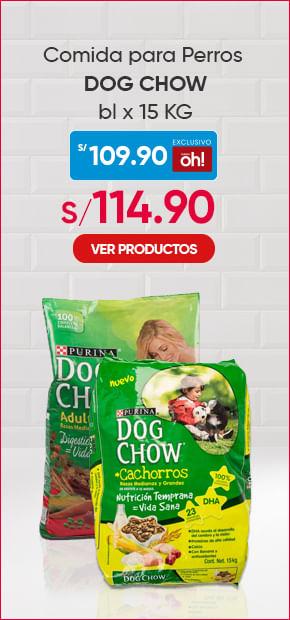 Comida para Perros DOG CHOW
