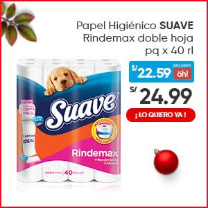 Papel Higienico SUAVE