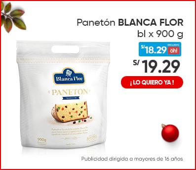 Panetón BLANCA FLOR