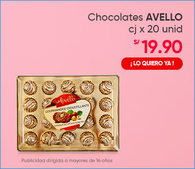 Chocolates AVELLO