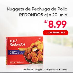 Nuggets REDONDOS