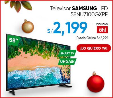 Televisor Samsung LED 58