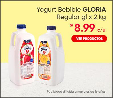 Yogurt Bebible GLORIA