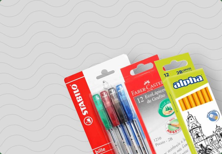 Lápices y lapiceros