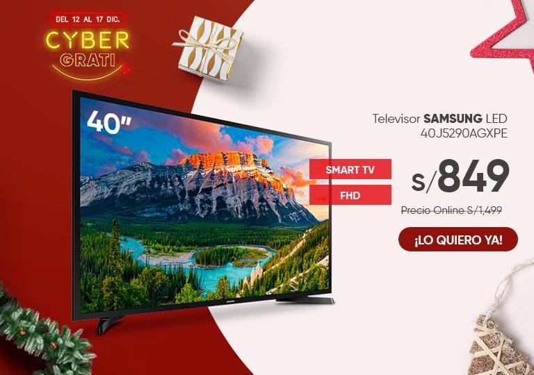 Televisor Samsung Led 40