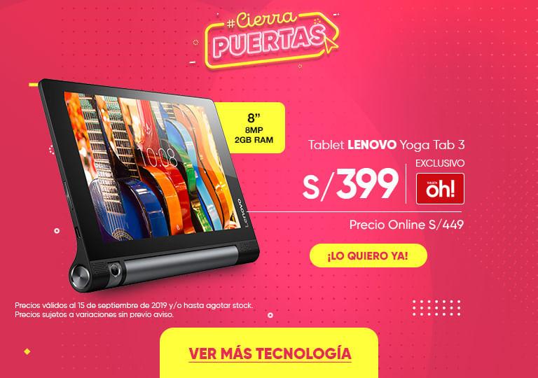 Tablet LENOVO Yoga Tab 3 Notebook LENOVO Ideapad 330S