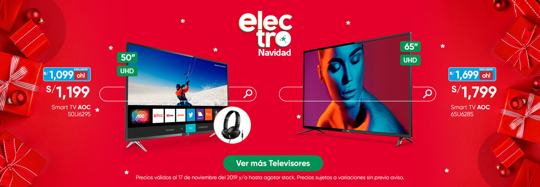 Televisor AOC LED 50U6295 65U6285