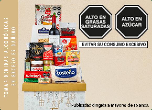 Colección Canastas Navideñas