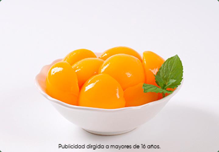 conserva de frutas