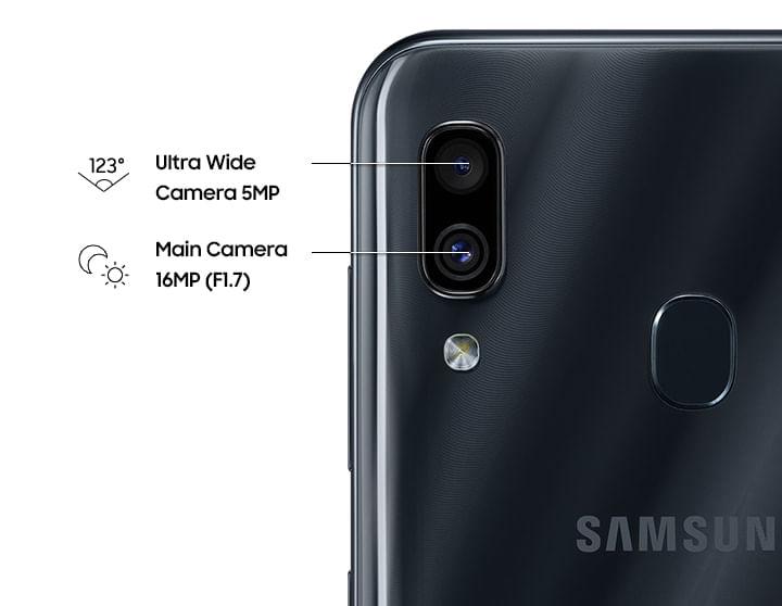 Samsung Galaxy A30 Doble Cámara