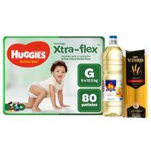 panales-huggies-active-sec-pants-talla-g-paq-80un-aceite-nicolini-botella-1l-spaghetti-don-vittorio-bolsa-1kg