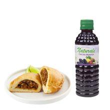 empanada-de-carne-jugo-de-fruta-naturale-chicha-morada-botella-300ml