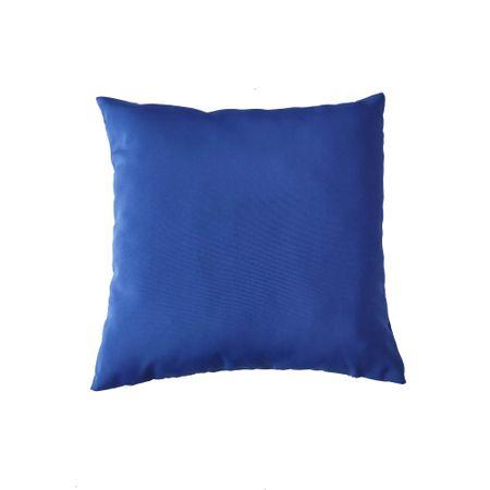 Cojin exterior cuadrado Azul  45x45cm