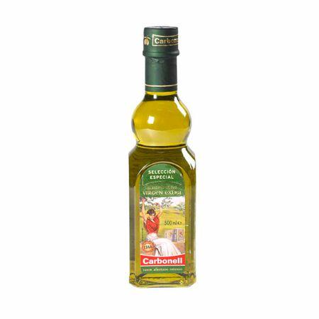 Aceite-de-oliva-CARBONELL-Sabor-afrutado-intenso-Botella-500ml