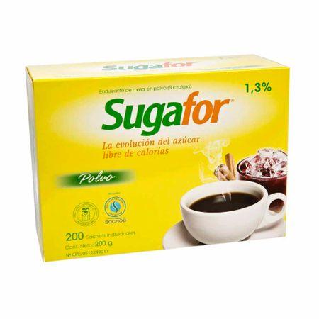 Endulzante-SUGAFOR-Libre-de-calorias-Caja-200g