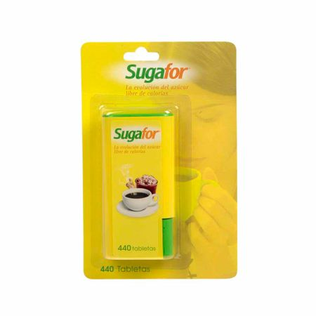 Endulzante-SUGAFOR-Libre-de-calorias-Envase-23.8g