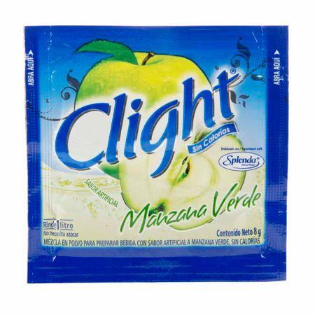 bebida-en-polvo-clight-manzana-verde-rinde-1-l-8g