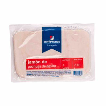 jamon-san-fernando-pechuga-pavita-paquete-200g