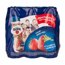 yogurt-gloria-bebible-sabor-fresa-pack-6un