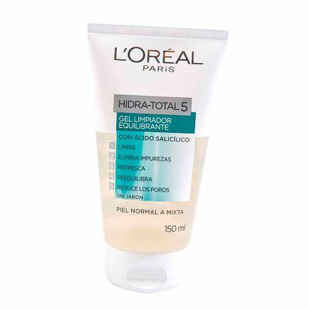 cuidado-facial-loreal-gel-limpiador-150ml