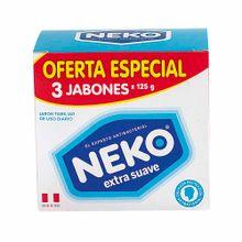 jabon-medicado-neko-extra-suave-3pack-375g