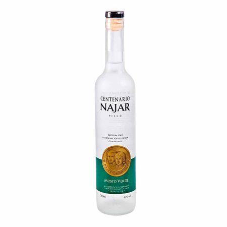 pisco-najar-centenario-mosto-verde-botella-500ml