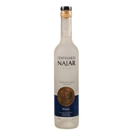 pisco-najar-centenario-italia-botella-500ml