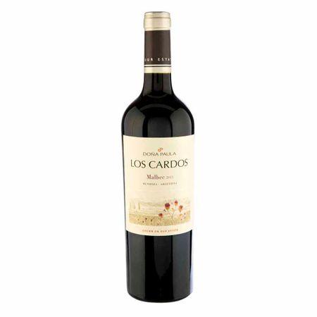 vino-doña-paula-los-cardos-malbec-botella-750ml