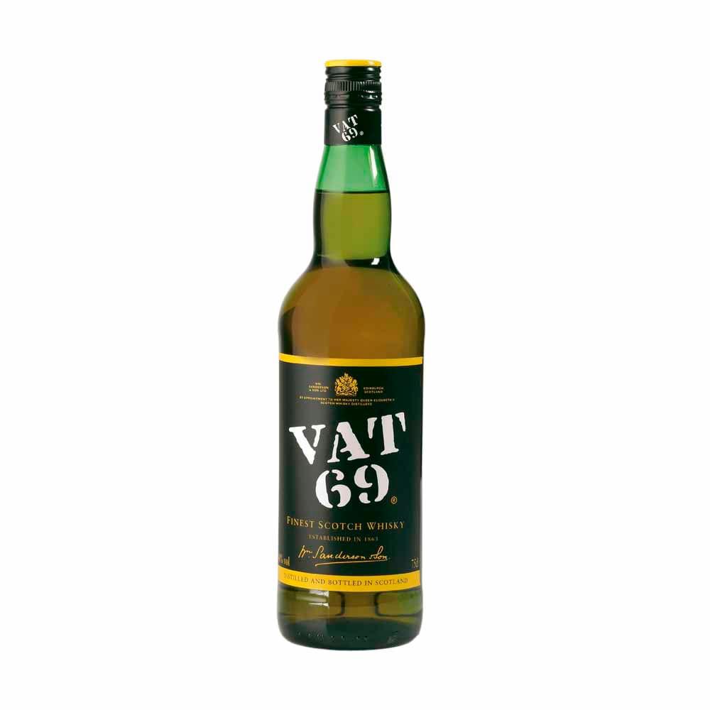Whisky Vat 69 Plaza Vea Plazavea Food # Muebles Para Guardar Whisky