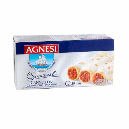 fideos-agnesi-caelloni-pasta-de-semola-caja-250g