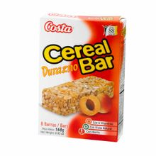cereal-costa-cereal-bar-durazno-caja-168g
