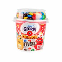 yogurt-gloria-crunch-sabor-natural-con-m-ms-mini-vaso-115g