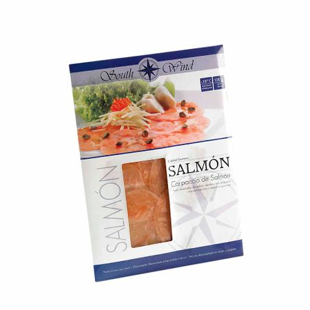 carpaccio-SOUTH-WIND-de-salmon-pack100gr