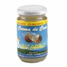 Crema De Coco Bizarro Frasco 350G