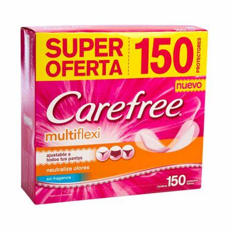 Protector-Diario-Carefree-multiflexi-caja-150un