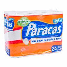 Papel Higiénico Paracas Económico Doble Hoja 2...