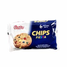 Galletas-CHIPS-FIESTA-COSTA-de-vainilla-y-chips-de-chocolate-bolsa-216Gr